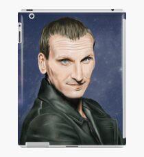 Ninth Doctor Who iPad Case/Skin