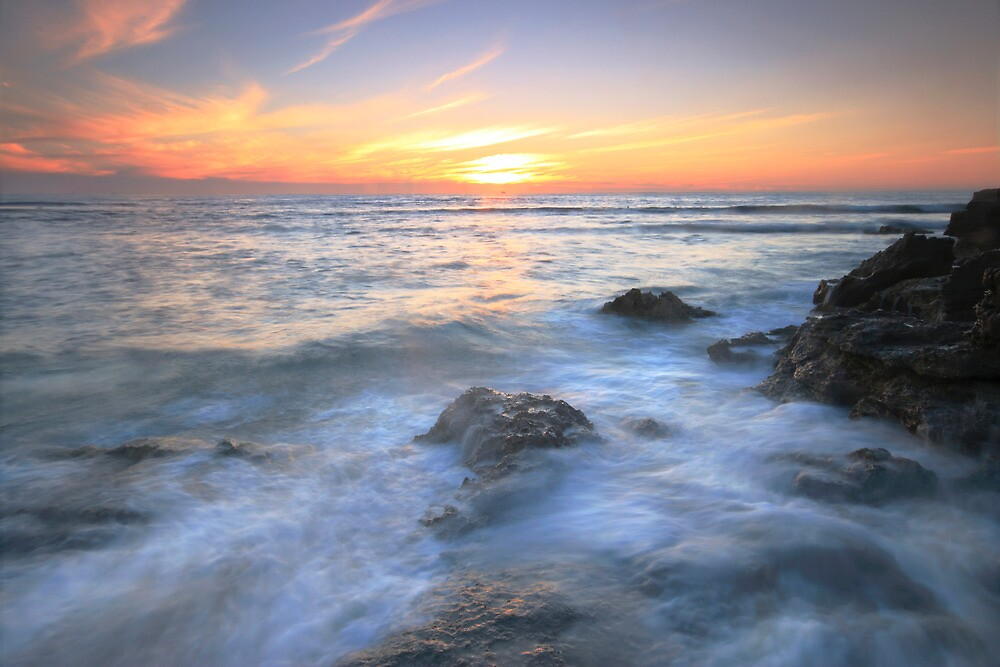 Cottesloe Sunset by jamie mackie