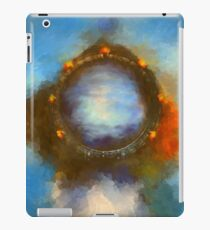 ancient worlds science fiction fantasy iPad Case/Skin