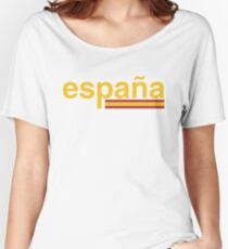 Espana Women's Relaxed Fit T-Shirt
