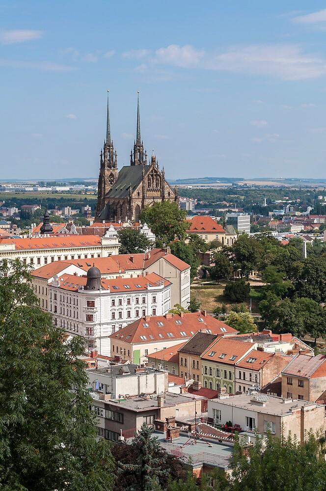 Brno, Czech Republic. by FER737NG
