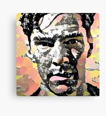Benedict Cumberbatch Pop Art Canvas Print