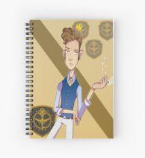 Eliot Waugh (The Magicians) Spiral Notebook