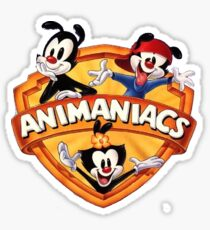 The Animaniacs Sticker