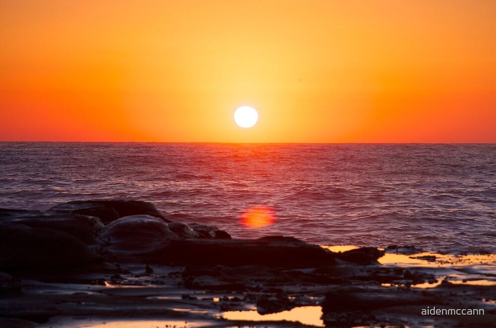 Sunrise by aidenmccann