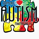 Autism Puzzle by AngelGirl21030