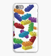 LEGOS and Minifigure iPhone Case/Skin