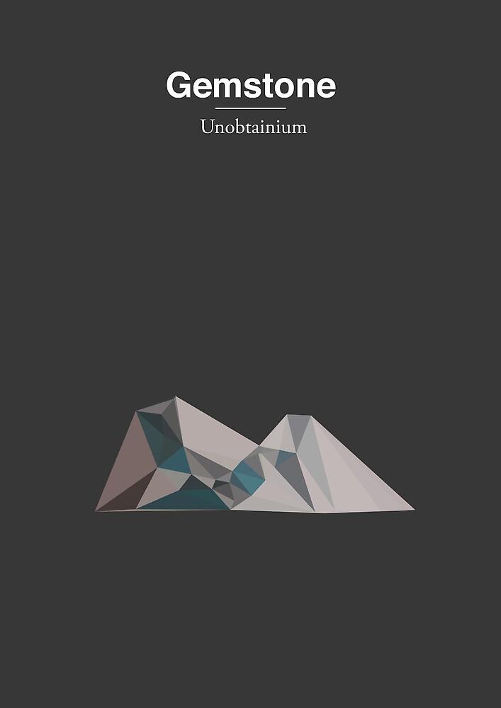 Gemstone - Unobtanium by Marco Recuero
