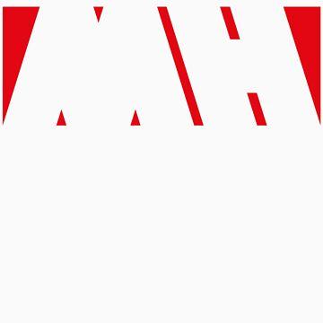MH logo t-shirt by matthag