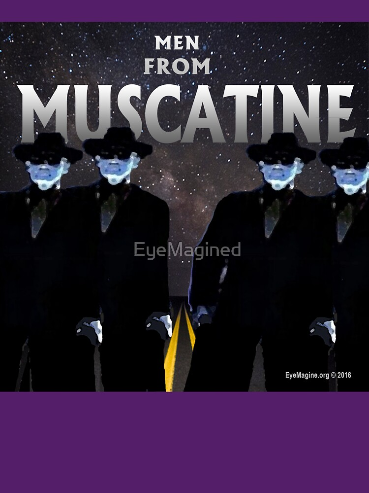 Men From Muscatine by EyeMagined