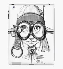 Steampunk Girl Elf Variant iPad Case/Skin
