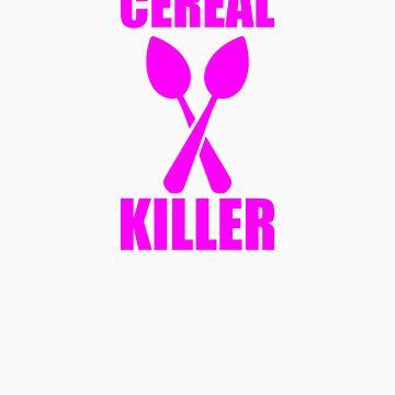 CEREAL KILLER by slantedmind