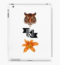 Tiger & Lily, Peter Pan themed- Simple iPad Case/Skin