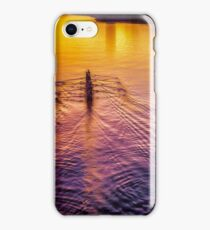 Rowing for Gold iPhone Case/Skin