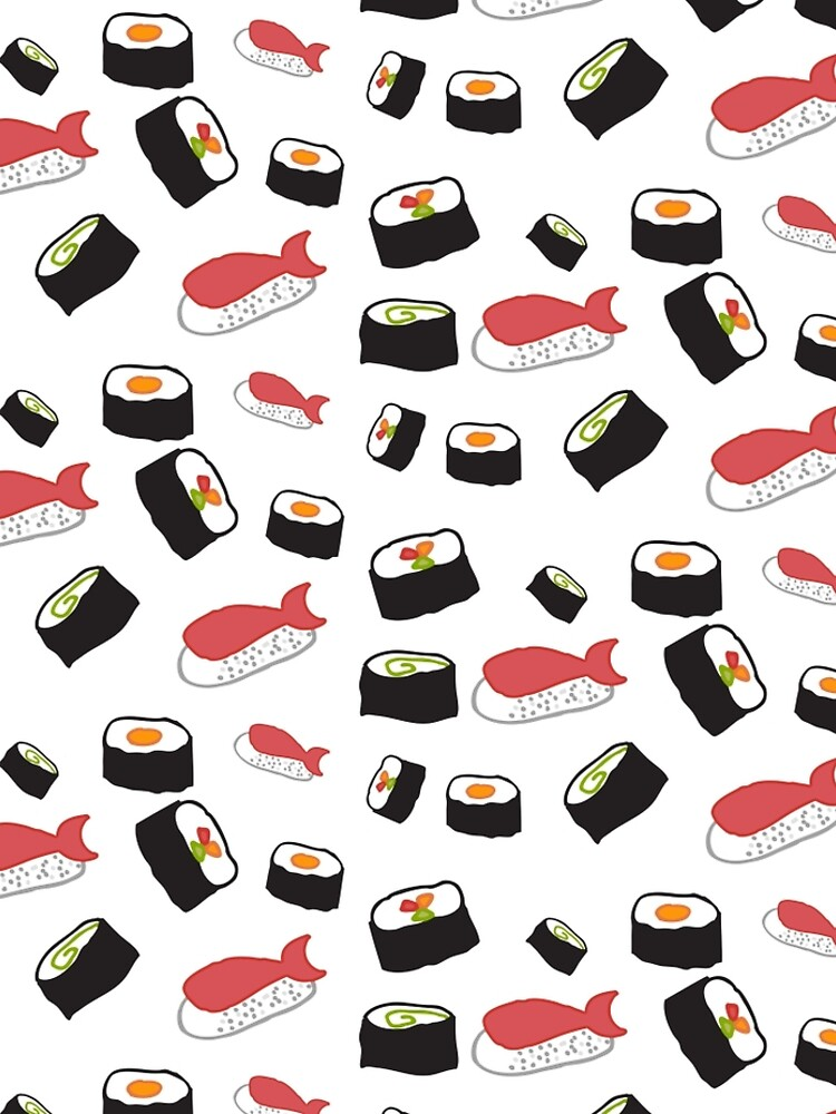 Sushi by kayceedesigns