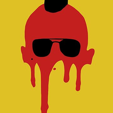 Taxi Driver, Travis Bickle Silhouette by fhespinosa