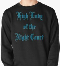High Lady of the Night Court Pullover