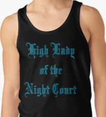 High Lady of the Night Court Tank Top