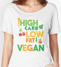 HCLF vegan! Women's Relaxed Fit T-Shirt