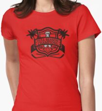 Back to Back Full Season Champions - Modern Womens Fitted T-Shirt