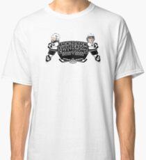 Back to Back Full Season Champions - Cartoon Classic T-Shirt
