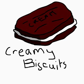 Creamy Biscuits by sithlordbacon