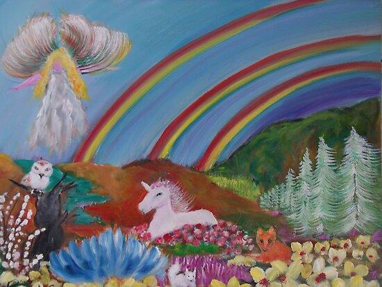 The Magic Garden by tootaloo