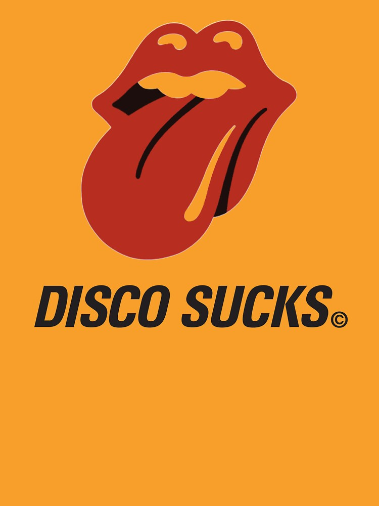 Disco Sucks T-Shirt by Westlake1972