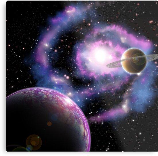 31 Alpha Galaxy by zallus