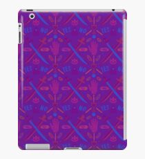 Neon Occult iPad Case/Skin