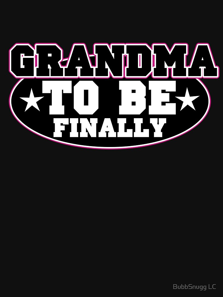 Grandma to be FINALLY  by Boogiemonst
