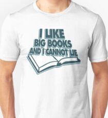 Big books Unisex T-Shirt