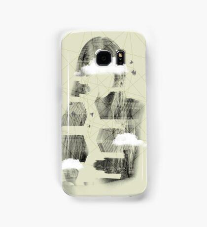 Facet Sky Samsung Galaxy Case/Skin