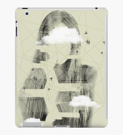 Facet Sky iPad Case/Skin