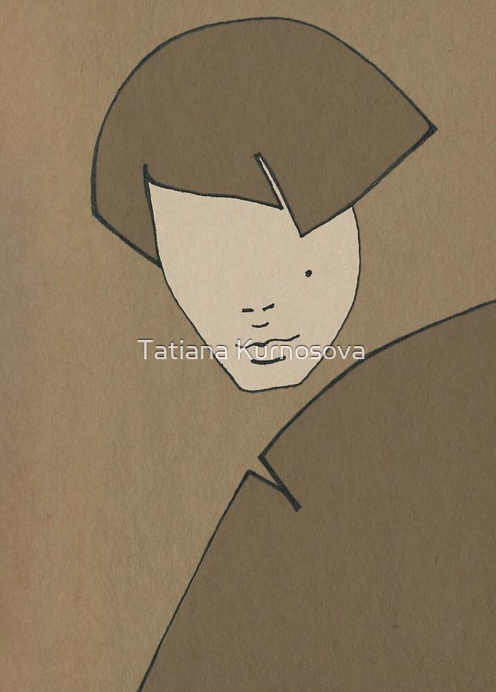 Through the night by Tatiana Kurnosova