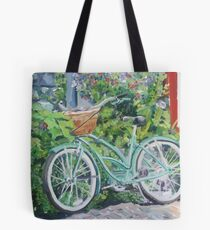 Summer Pedals Tote Bag