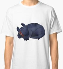 Sleeping Cuties- Toothless Classic T-Shirt