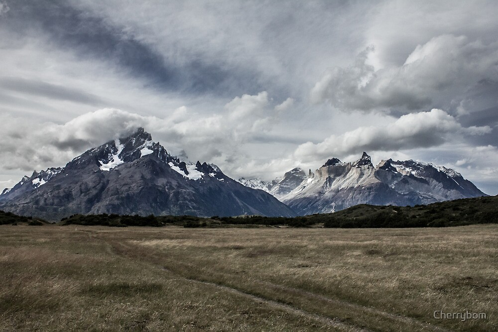 Looking Back, Chile by Cherrybom