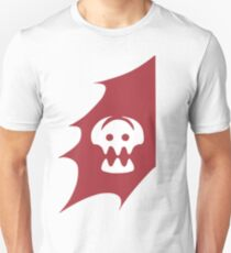 HTTYD Toothless's Tail&Hiccups Skull logo Unisex T-Shirt