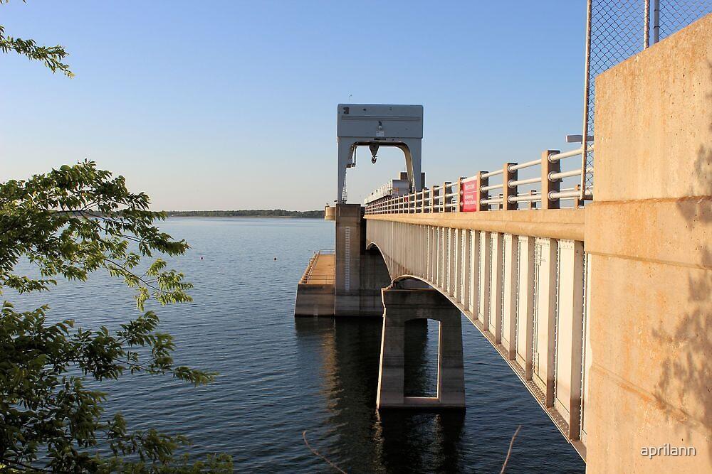 Denison Dam/Lake Texoma by aprilann