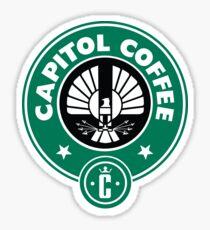 Capitol Coffee Sticker