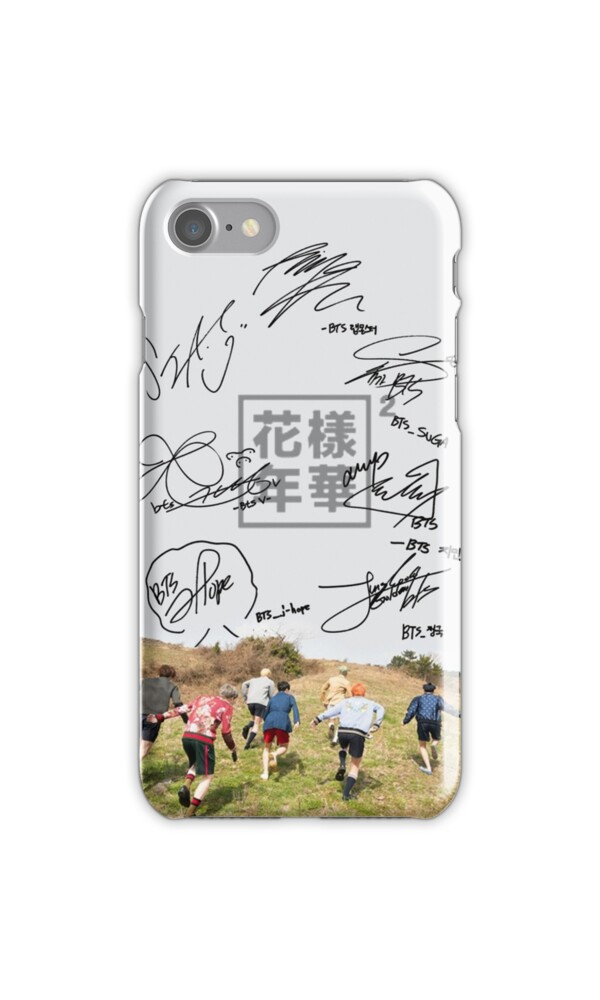 Quot Bts Phone Case 17 Quot Iphone Cases Amp Skins By Parkjimin