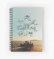 BTS phone case #19 Spiral Notebook