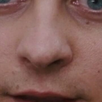 Tobey Maguire's Face by Skyerawr7Birry
