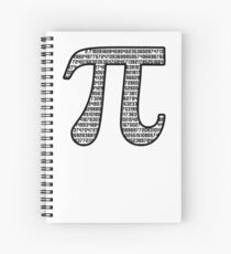 Pi? Spiral Notebook