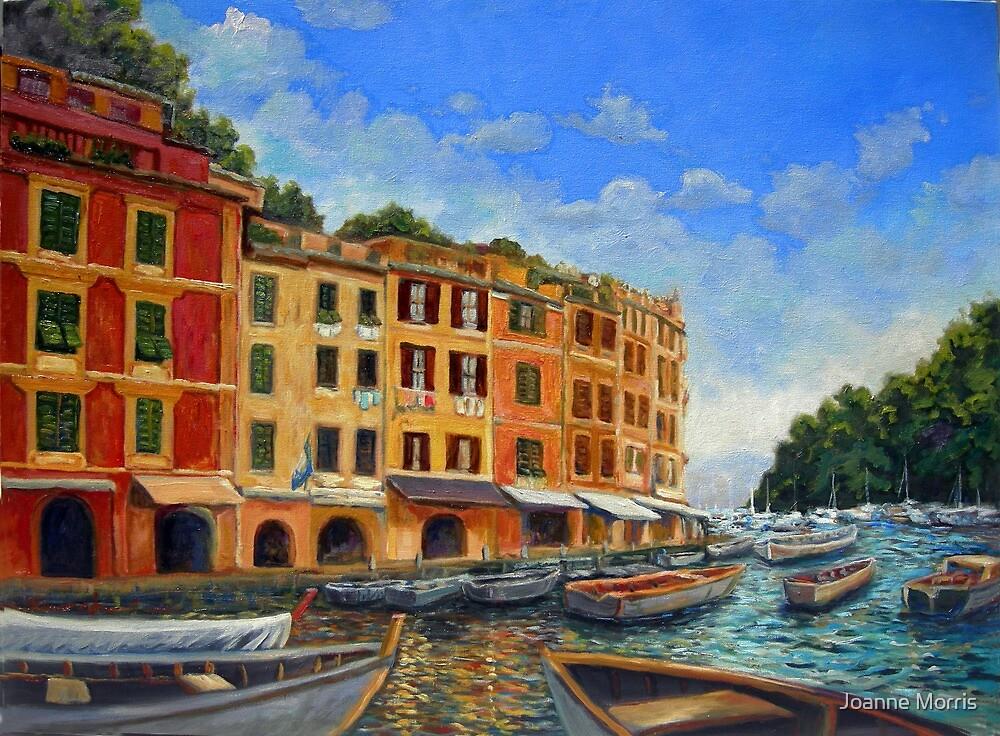 Portofino Bay Walk by Joanne Morris