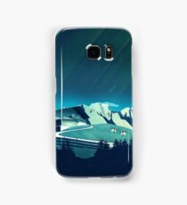Alpine Hut Samsung Galaxy Case/Skin