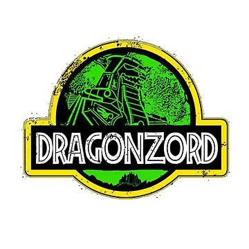 DragonZord  by BigCrew