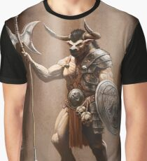 Guardian of the Labyrinth Graphic T-Shirt