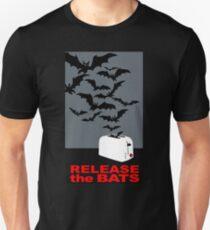 Release the bats! Unisex T-Shirt